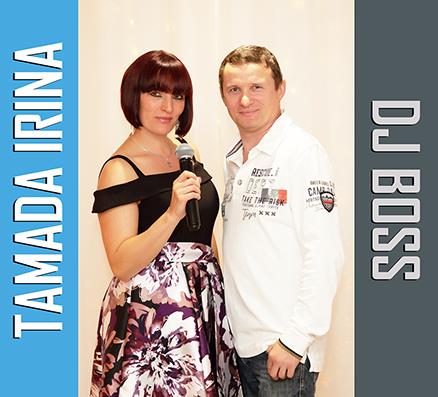 Russischer DJ und Tamada